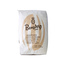 Bensdorp 22/24% Natural Dutch Cocoa Powder With Al