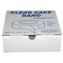Kopykake Cake Band Roll - Clear