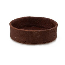 Crescendo Round - Chocolate - Straight Edge - Coat