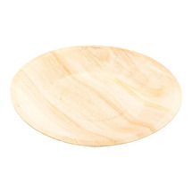 Rw Wood Round Plate 5.5 Inches