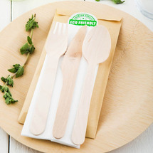 Rw Cutlery Set With Napkin