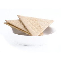French Fan Wafer 45 Degree