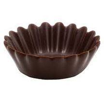 Ml Mini Dark Choc. Cup Fluted