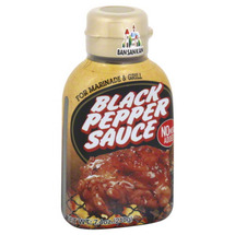 Bankansan Asian Black Pepper Sauce