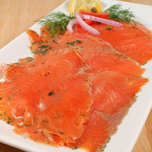 65 Degrees Silver Label Sliced Smoked Salmon